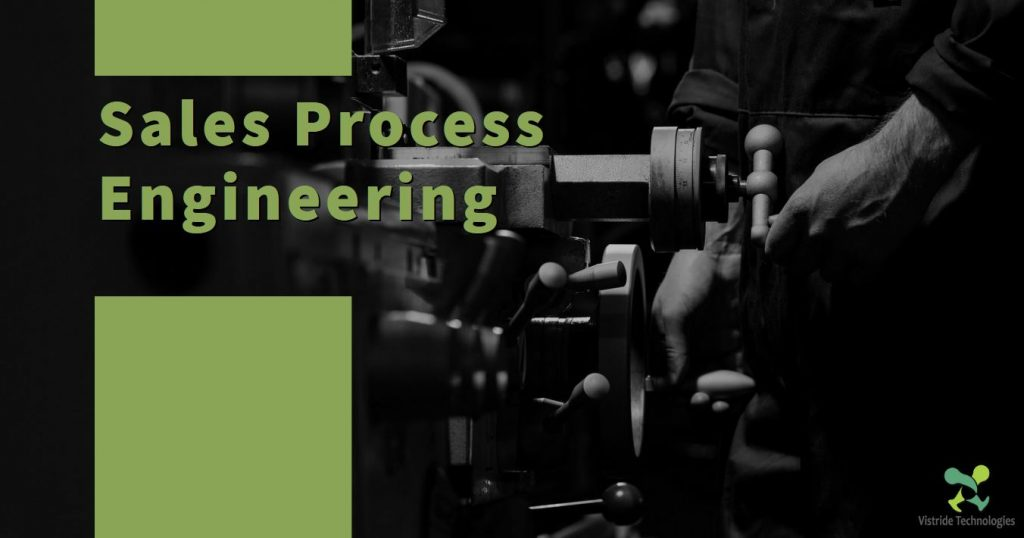 Why is Sales Process Engineering the need for business automation?